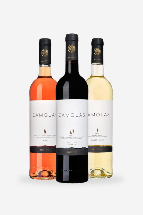 Camolas Selection