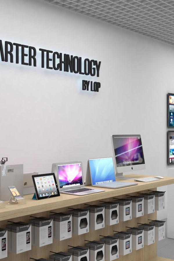 Hi-Tech Store